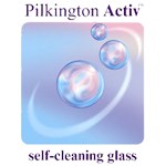 Pilkington Self Cleaning