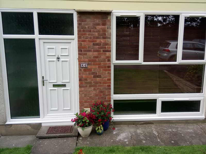 upvc doors edinburgh