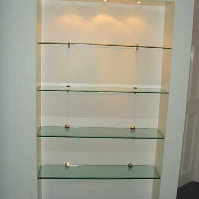 display cabinets edinburgh